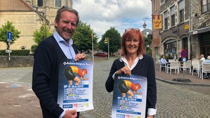 """Beoogde 60.000 euro voor lokale goede doelen is binnen: """"Tijdrit Baloise Belgium Tour wordt een sportieve én sociale hoogdag"""""""