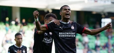 PSV pakt belangrijke uitzege in Groningen, met dank aan Cody Gakpo