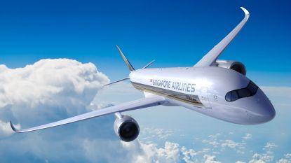 Langste lijnvlucht ter wereld heropgestart: 19 uur vliegen tussen Singapore en New York