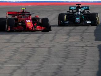 Zeven positieve coronagevallen in F1-bubbel