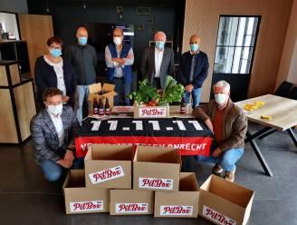 11.11.11 maakt dankbaar gebruik van gemeentelijk afhaalpunt voor Pitboxen