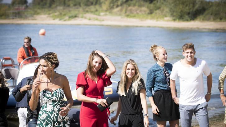 Enschedeër Imke in Expeditie Robinson: ,Heel raar om jezelf terug te zien'