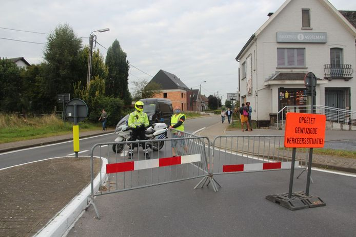 Vanuit Allemansbos of Gentsesteenweg mag je met de wagen niet langer de Botermelkstraat in.