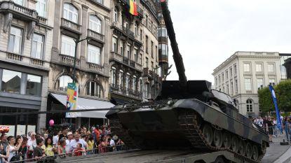 Brussel viert 5 jaar koning Filip