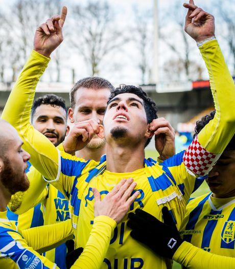 RKC-aanvoerder Tahiri scoorde voor zijn overleden neefje: 'Het enige dat ik voor hem kon doen'