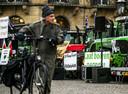 De boeren willen 'de kwaliteit van het Nederlandse voedsel met een lage milieubelasting helder onder de aandacht brengen'.
