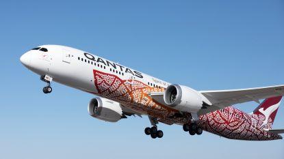 Eerste non-stop vlucht tussen Europa en Australië opgestegen