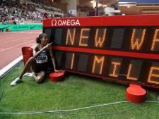 Indrukwekkende Sifan Hassan uit Arnhem verbetert 23 jaar oud wereldrecord op Engelse mijl