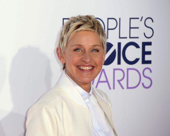Presentatrice Ellen DeGeneres