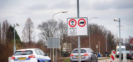 Vondst explosieven: uitstel werk op Nijmeegse Griftdijk