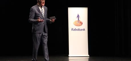 Directeur Rabobank Rijssen-Enter zwaait af: 'Ik laat de bank zonder zorgen achter'