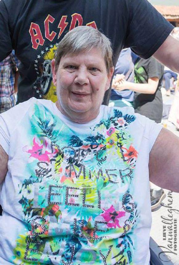 Slachtoffer Wera Wisniewska (65).