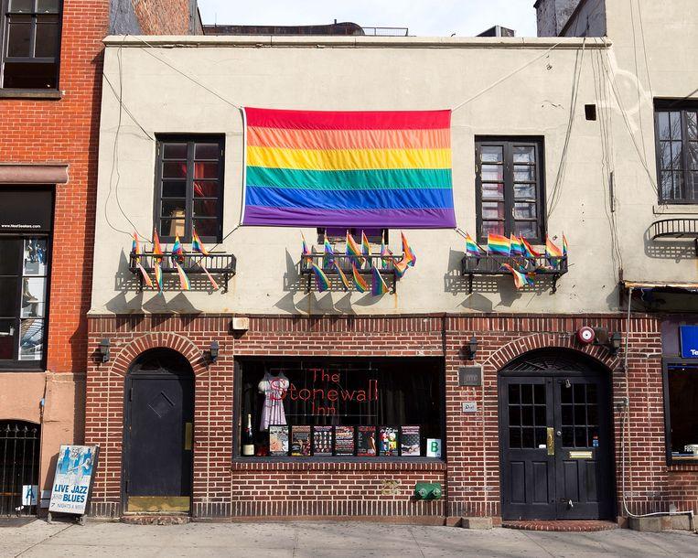 De Stonewall Inn in 2012.  Beeld Getty Images
