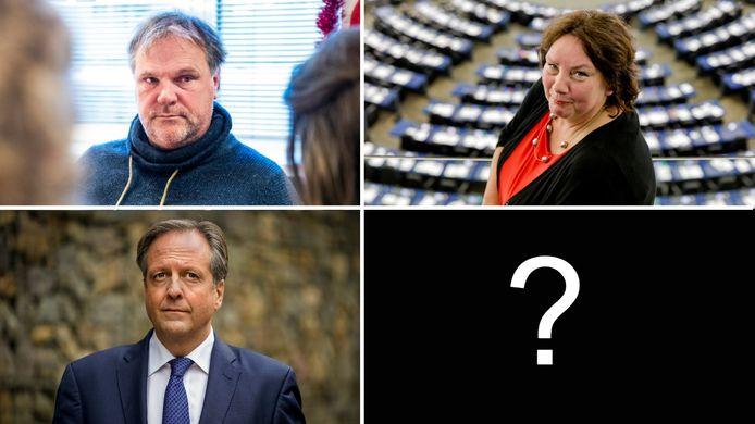 Spekman, Pechtold, Jongerius, Van Zanen