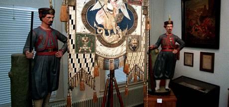 Broeders houden zeggenschap over collectie Zouavenmuseum