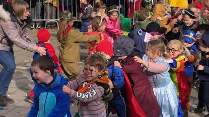 Sint-Vincentiusschool kiest Daan en Céleste als jeugdprinsenpaar voor carnaval