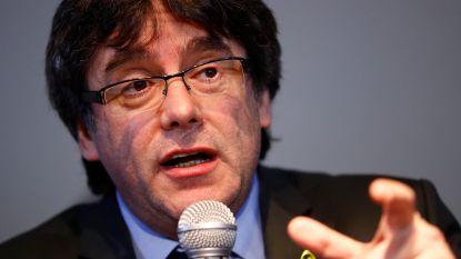 Puigdemont wil terugkeren naar België na afhandeling Duitse procedure