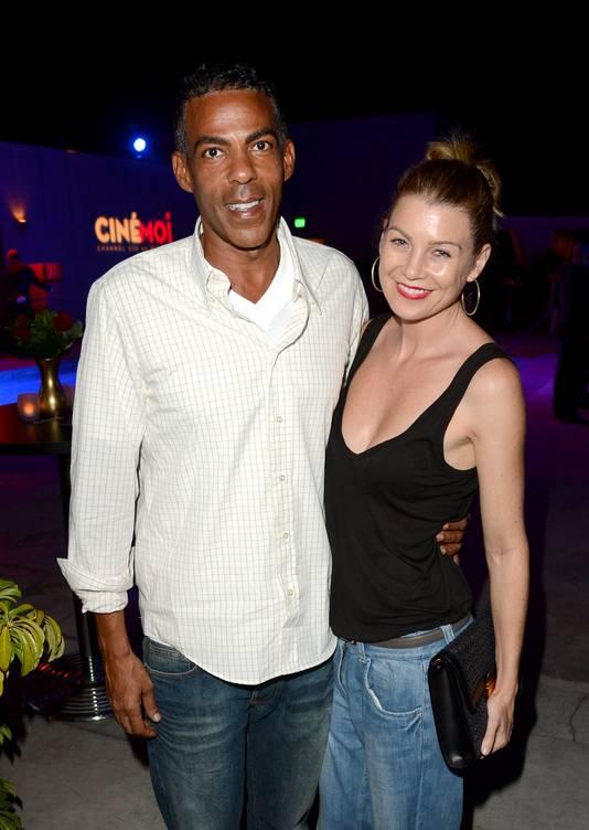 Ellen Pompeo et son mari, Chris Ivery