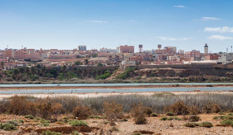 De huiszoekingen vonden plaats op ongeveer 30 kilometer van Laayoune, de hoofdstad van de Westelijke Sahara.