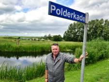 Na Polderkade en Polderlaan straks ook een Polderweg in Waddinxveen: 'Het is een zooitje'