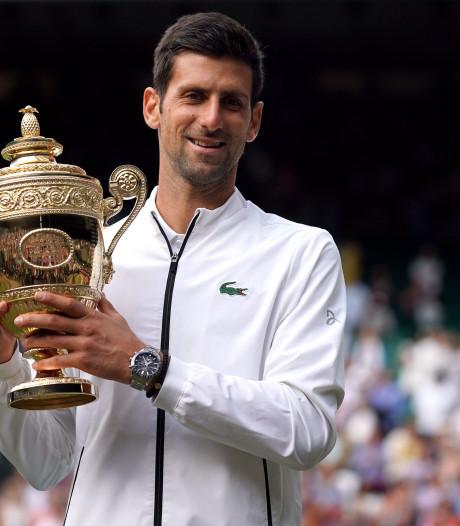 Djokovic remporte Wimbledon après une finale hors norme
