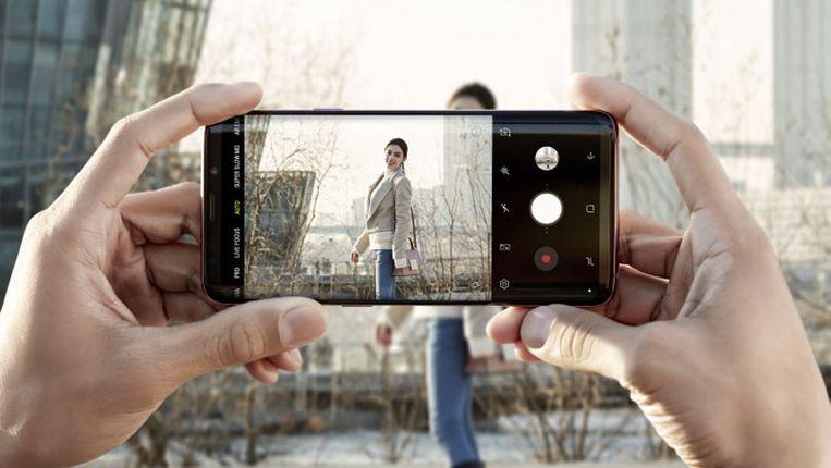 De Galaxy S9 is een van die toestellen die op korte tijd zwaar afgeprijsd zijn geraakt.