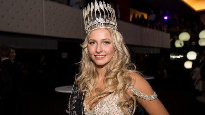 Caro Van Gorp (19) is nieuwe Miss Exclusive