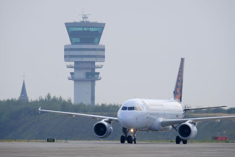 Na vijftien stakingsdagen kan het vliegverkeer weer vlot verlopen.