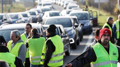 Ontmoeting van 'gele hesjes' met Franse premier draait uit op fiasco