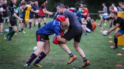 """Weimeersen krijgt tweede rugbyveld en vier nieuwe doelen: """"RC Curtrycke groeit en wordt nog sterker"""""""