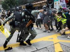 Tientallen arrestaties Hongkong bij protesten tegen nieuwe veiligheidswet