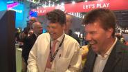 """""""Wat is een counter?"""": onze politici spelen 'Fifa 19' op gamebeurs"""