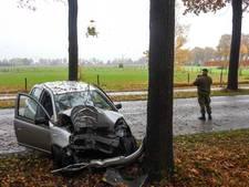 Automobiliste (81) uit Sint-Oedenrode overleden na ongeluk