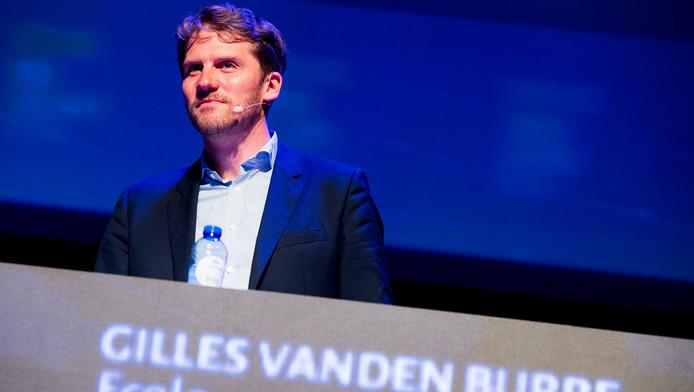 Le député fédéral Ecolo Gilles Vanden Burre.