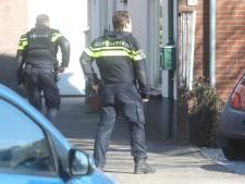 Grote politieactie in Renswoude om vuurwapengevaarlijke vernieler