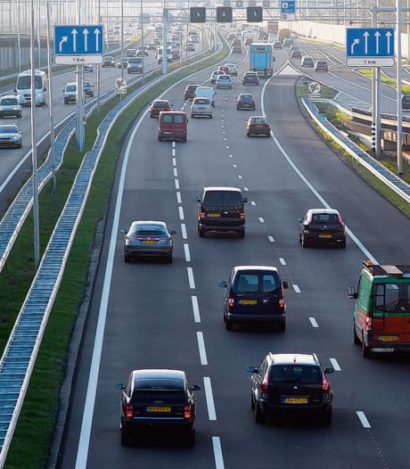 Weer problemen spitsstroken Gouda – Zoetermeer