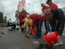 Deze mensen dumpen nog altijd emmertjes 'vervuilde' grond bij Chemours: 'We laten ons niet ringeloren'