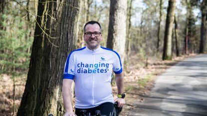 """""""Ook met diabetes kan je de Stelvio op fietsen"""""""