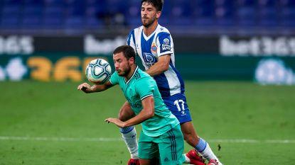 Real Madrid houdt de adem in: pijnlijke linkerhiel en geopereerde rechterenkel speelden op bij Hazard