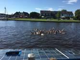 Succesvol debuut voor Enschedese zonneboot: brons op NK