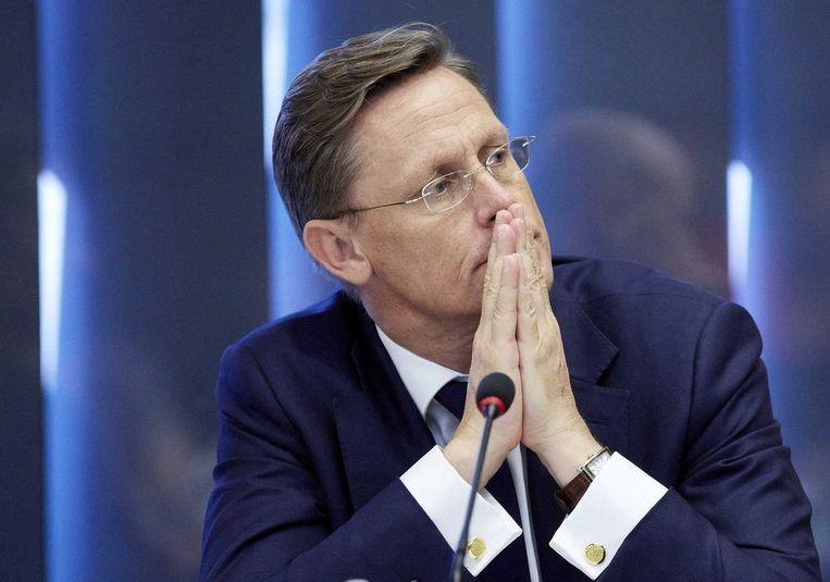 VVD-Kamerlid Han ten Broeke. Beeld anp