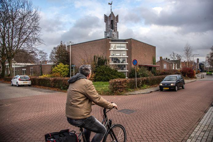 De Emmaüskerk in Berkum staat op de nominatie om gesloopt te worden en plaats te maken voor appartementen.