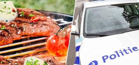 Trois policiers surpris en état d'ébriété lors d'un barbecue en plein service