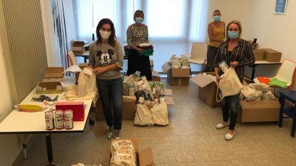 Huis van het Kind bezorgt pretpakketten aan kwetsbare kinderen