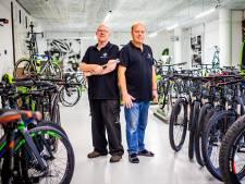 Van Eijnsbergens zetten een punt achter hun vermaarde fietsenzaak
