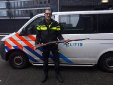 Geweer van Hooglandse verzetsstrijder ingeleverd bij politie