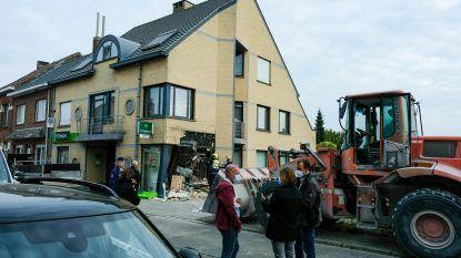 """Filiaalhouders bekomen nog van drieste ramkraak: """"We dachten aan een ongeval, tot we die bulldozer zagen"""""""