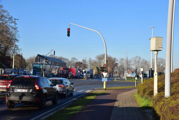 De camera die in de richting van Staden wijst, stond verkeerd ingesteld.