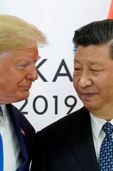 Pékin et Washington enterrent la hache de guerre commerciale
