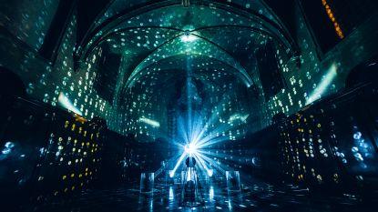 Openingsweekend lichtparcours (un)Holy Light lokt 12.500 bezoekers